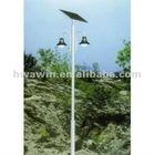 Solar garden light with LED lamp (GL87)