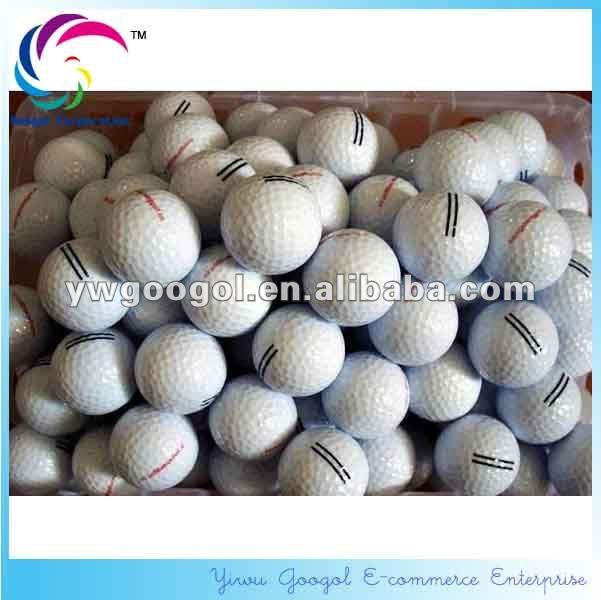 Logo printed Promotion golf ball, Custom practice golf ball