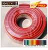 300 Foot Red Flexible PVC Braided LPG Gas Hose For Stove