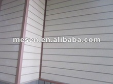 148*21mm wood plastic wall covering panel