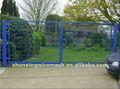 verniciato a polvere giardino a buon mercato porta