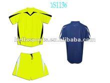 Alta qualidade uniforme de futebol sportswear loja de roupas on line