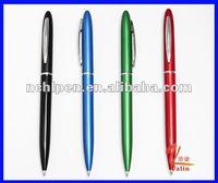 twist action plastic pen for promotion