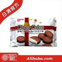 Nissin Chocolate Coating Cakes
