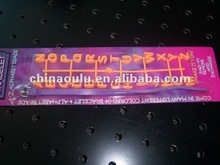 2012 silicone words tyvek wristbands