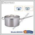 de alta calidad de aceroinoxidable olla de cocción b0006