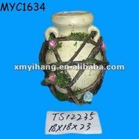 Design garden clay pots cheap