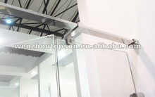 glass shower door holder&frameless shower support bar