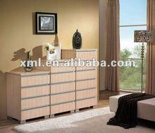 2014 new design fashion wooden shoe cabinet