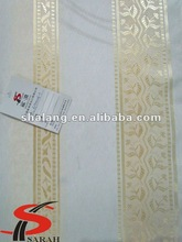 Promotion!Voile fabric jacquard style classic design curtain