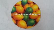tempered glass cutting board (SGS EU LFGB FDA )