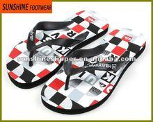 customer design men EVA/Rubber slippers