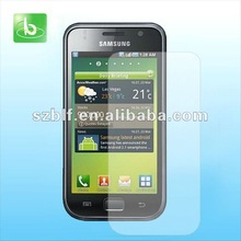 OEM and ODM factory for Samsung Galaxy S I9000 Screen Protector