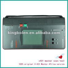Newest 100% original launch x431 master original 2012 latest version General scan tool