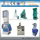 plastic crusher machine for plastic pipe/pr