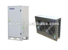 Split type Cold area heat pumps EVI small defrost