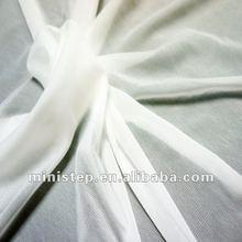 40D 9m/kg 100%nylon white breathable plastic mesh mesh nylon decoration fabric