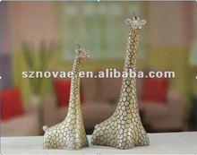 CD01 Scented Decorative Giraffe Shape Candle