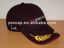 2013 fashion embroidered men hat and cap