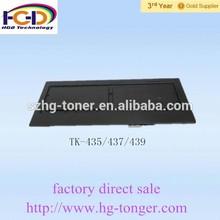 Copier toner cartridge TK439 for Kyocera TASKALFA180/181