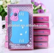 2012 Hot smile kitty mobile phone holder