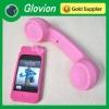 Hot sale bluetooth wireless retro pop phone handset pink moshi pop phone handsets smart phone handset