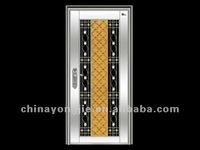 GES-074 good quality stainless steel door design(YIWU office)
