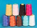los diferentes tipos de hilos de coser