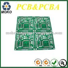 4-Layer Digital Timer PCB