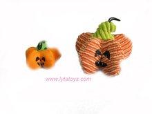 2015 Wholesale Lovely Plush Pet Toys Plush Pumpkin