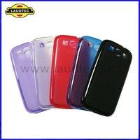 Matte TPU Gel Case Back Cover for Samsung Galaxy S3 I9300,Shiny TPU Bumper,New Design,Laudtec