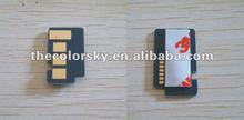(TY-SCLT407) laser printer reset chip for samsung CLP-320 clp-325 clp-326 CLX-3185 CLT 407 clt407 bk/c/m/y