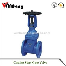 Rising Stem Gate Valve Model:WB-Z44X