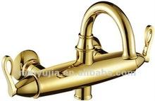 2012 NEW !Golden Single Handle Shower Faucet