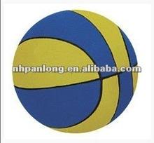 High quality fashion mini basketball stress ball