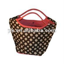 2012 fashion polyester handbag/tote bag