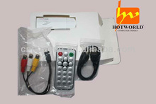 Satellite TV USB Stick with IR Remote control