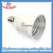 E12 to E27 Candelabra Bulb Lamp Socket Enlarger Adapter