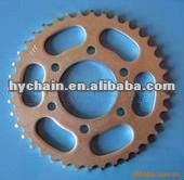 Motorcycle Sprocket and Chain