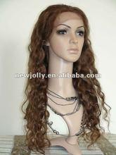fashion cheap long curly hair wig for women