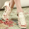New arrive women shoes high heel women sandal shoes high heel dress shoes lady XT-SH153
