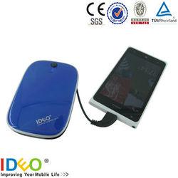 External Battery Pack for mobile phone, Samsung tab, PDA, PSP, MP3, MP4, iPod, DV,etc.