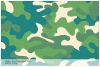 Waterproof camouflage clothing pattern woven print 100% poly taslon soft fabric for trousers