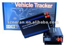 GPS Vehicle tracking with camera, fuel level sensor