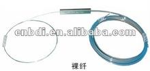 SM/MM fiber optical fused coupler