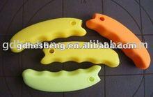 plastic shopping bag handle