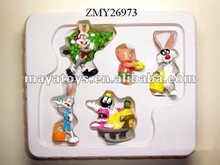 cartoon animal set toys