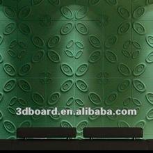 modern design interior wall decoration embossed board