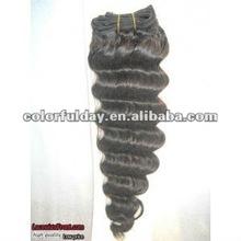 Virgin Indian Artificial hair