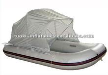 air kayak with tent